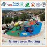 Colorare la pavimentazione sicura ed antisdrucciolevole durevole di zona di Leasire con la resistenza all'acqua