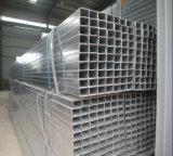 Q235 Стальной материал Pre-Galvanized квадратной стальной трубы и трубы