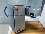 Fabricante de la alta precisión de escritorio Máquina de marcado láser