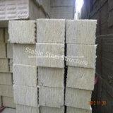 Paneles sándwich de lana de vidrio el panel de pared con buena densidad