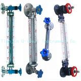 Mirilla de vidrio tubular para el tubo, radar, sensor ultrasónico del nivel de agua, indicador de nivel, indicador de nivel, medidor de nivel de