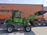 800kg marcação EPA Venda da pá carregadeira para EUA Melhor Preço venda minicarregadora de qualidade superior com o Garfo