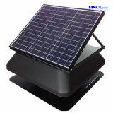 14inch 30W techo solar Desarrollado Vent Extractor con la tapa de la plaza (SN2014006)