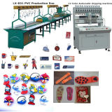 Mutil Color Automatic PVC Production Line