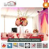 500 Leute-Hochzeits-Festzelt mit Dach-Futter und Vorhänge für Verkauf