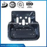 Kundenspezifischer Messing/Stahl-/Aluminiumpräzisions-Blech, das Teile für Instrument und Apparate stempelt