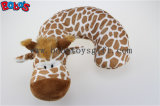 Plush Stuffed Giraffe Neck Support Software Children Neck Pillow