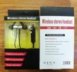 3Dステレオの無線動きのBluetooth V4.1のヘッドセットのヘッドホーンのイヤホーン