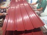 Плитка толя листа PPGI крыши Tinct конструкционные материал Coated