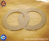 Вырезывание ярлыка стикера высокой точности слипчивое разрезая круговое лезвие