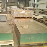 Piatto 6061 della lega di alluminio di 6000 serie 6063 6082 6005
