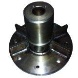 Soem-Stahl, der geschweißt wird und sich fortbewegende Zubehör mit ISO 3834 gestempelt ist