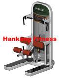 Ginnastica e strumentazione di ginnastica, costruzione di corpo, concentrazione del martello, arricciatura di piedino diritta (HP-3025)
