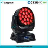RGBW 19X15W bewegliche Hauptwäsche des Summen-LED für Disco