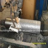 溶接のローラーを耐摩耗加工するための水中に沈められた変化