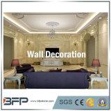 壁の装飾のための優雅なベージュ大理石のPilarコラム