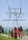 800kv Hvdc Cross-Mountain Lattice Overhead Power Transmission Steel Structure Tower