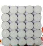 12g Paraffinwachs weiße Tealight Kerze