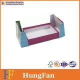 Картонная коробка бумажного подарка высокого качества большая