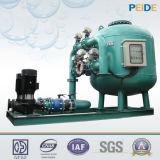 Maalde Systeem van de Filtratie van het Zand van de Filter van het Water van Pools het Beste