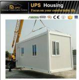 Schnelles montierendes Standardbehälter-Haus für Wohnung mit Badezimmer-Teildiensten