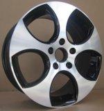 VW d'aluminium, pour la roue de reproduction de Toyota et d'alliage de marché des accessoires