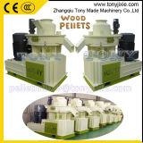 (A) l'énergie verte presse à granulés de sciure de bois machine à granulés de bagasse de canne à sucre