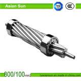 ACSR/Aluminiumのコンダクター鋼鉄Reniforced中国製
