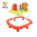 La couleur d'exportation disparaissent le boguet de bébé de peinture avec le pneu tournant