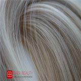 Большое часть человеческих волос с европейскими волосами
