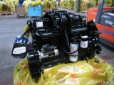 De Dieselmotor van Cummins voor de Machines 6CTA8.3-C215 van de Bouw