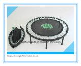 Sld。 Elasticropeの球が付いている40インチの管のプラグのトランポリン