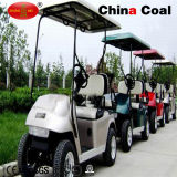2 Auto's de Op batterijen van het Golf van het Elektrische voertuig van zetels