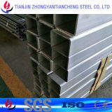 de Vierkante Buis van Aluminium 6063 6061 in de Voorraad van het Aluminium