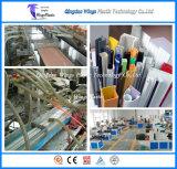PVC 단면도 기계 (창틀, 단면도, 중계 단면도를 둘러싸는 문틀)