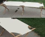 [هيغت] نوعية خشبيّة يطوي سرير خفيف يخيّم سرير خفيف