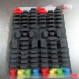 Kundenspezifische Fernsteuerungssilikon-Gummi-Tasten