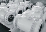 Válvula de bola de acero forjado de alta presión
