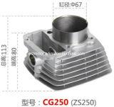 Cilindro accessorio del motociclo del motociclo per Cg250
