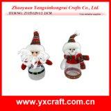 Weihnachtsflaschen-Produkt-Weihnachtsfabrik der Weihnachtsdekoration-(ZY14Y30-1-2) Selbst Entwurf