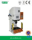 15T 油圧式空圧ホットスタンプ金属製ポカシング手動操作プレス マシン