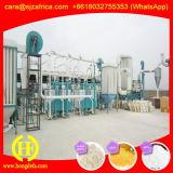 Facile Fonctionnement automatique de farine de maïs Milling Machine