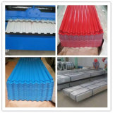 Corrugated лист толя стального листа для материала стали конструкции