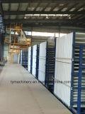 Linha de produção do painel de parede de cimento EPS