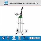 (MT-2/4-2.0) Cilindro de gás de alumínio do oxigênio médico portátil pequeno