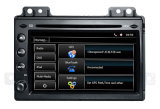 7 pulgadas GPS DVD Land Rover Freelander 2 coches reproductor de DVD con GPS de navegación por DVD 2004-2007