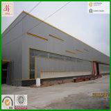 Oficina da construção de aço com padrão do GV (EHSS063)