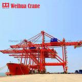 La Chine haut de page Grue Fabricant navire-grue de la rive 50t prix