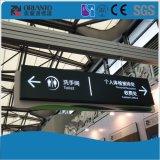 알루미늄 편평한 기차역 주차 LED 가벼운 상자