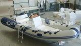 Рыболовство Ce резвится шлюпка 470 яхты нервюры стеклоткани для сбывания в Китае